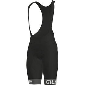 Alé Cycling Solid Frequenza Bibshorts Men black-white